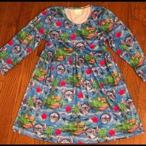 Other - Disney stitch dress Hawaii theme aloha